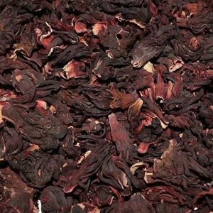 Каркаде крупный лист